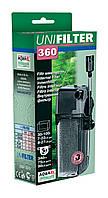 Aquael UNIFILTER 360 внутренний фильтр для аквариума 30-100 л