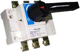 Рубильники розривні серії SNH40 — Solard™