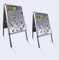 Штендер A-Board с click системой А1 двухсторнний