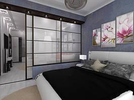 Дизайн двухкомнатной квартиры (90 м²) 7