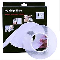 Многоразовая крепежная лента - скотч Mindo Ivy Grip Tape 1 м