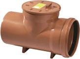 Обратный клапан канализационный 1555551 Redi