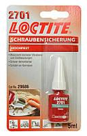 Фиксатор резьбы высокой прочности Loctite 2701, 5 мл