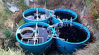 Установка глибокої біологічної очистки стічних вод БІОЛІДЕР 8