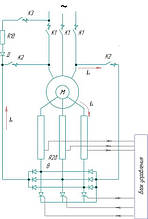 Схема принципова силова панелей П6506, П6507, Б6503, Б6507, Б5701