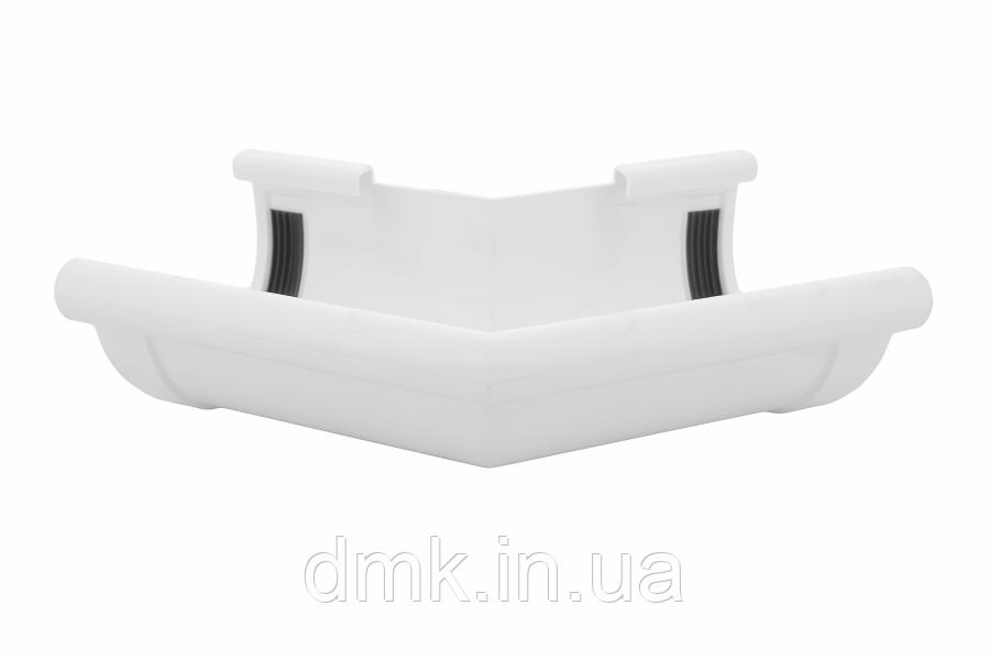 Кут Profil зовнішній 90 білий Z 135°