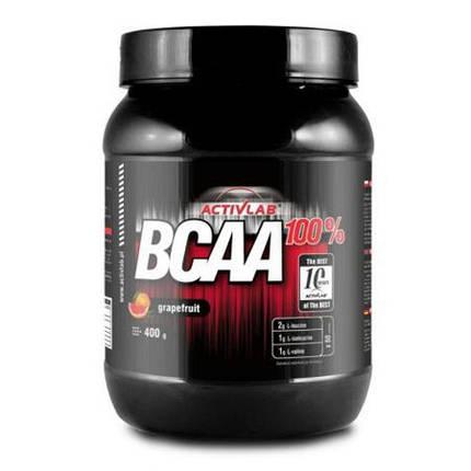 Амінокислоти BCAA 100% ActivLab 400г (80 порцій)  , фото 2