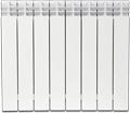 Радиатор отопления биметаллический Alustal 500/100