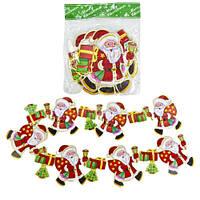 "Новогодняя гирлянда ""Дед Мороз"" C30269"