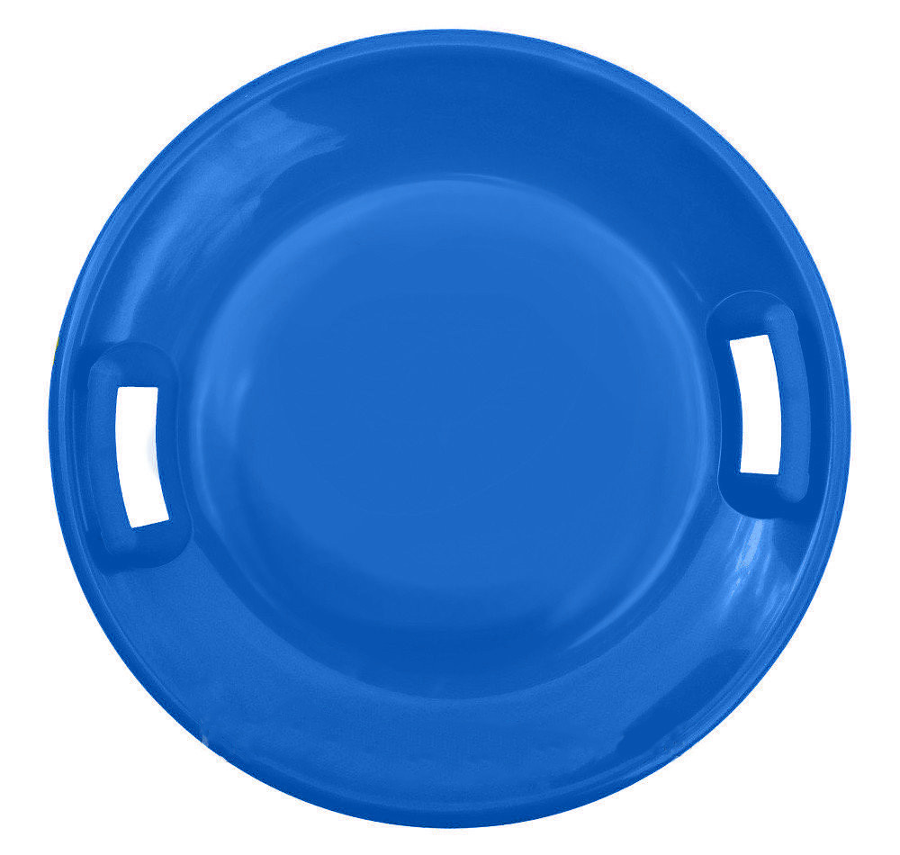Ледянка диск НЛО 60см синий 190100U