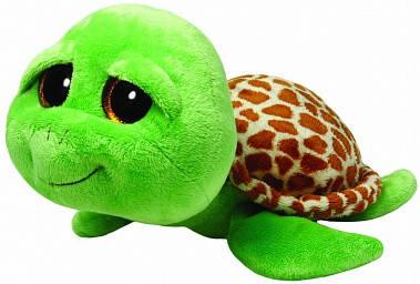 Мягкая игрушка черепаха Zippy, фото 2
