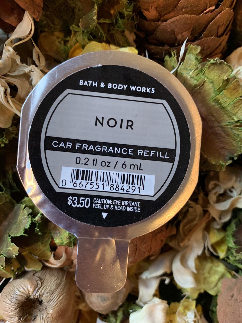 "Аромат в машину ""Ночь"" Bath and Body Works"