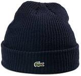 Теплая шапка Lacoste (ориг.бирка) коричневый, фото 5