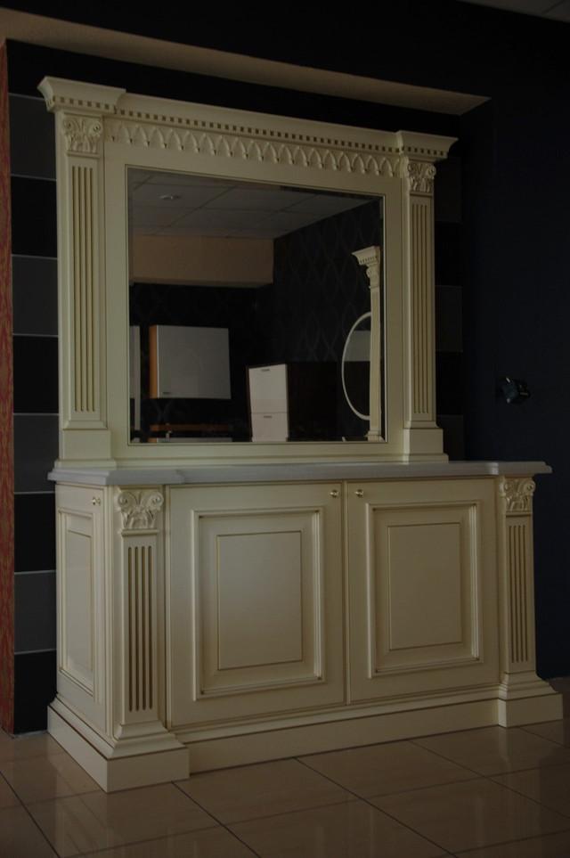 фасад МДФ Роял Гранд для ванной комнаты