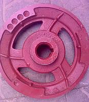 Шкив 54-2-18-6 вентилятора очистки (Нива)