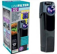 Aquael UNIFILTER 500 UV внутренний фильтр для аквариума 100-200 л