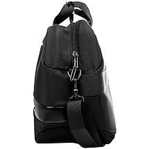 Дорожная сумка с карманом для ноутбука  VITO TORELLI (ВИТО ТОРЕЛЛИ) VT-K610-black, фото 3