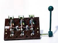 Рубильники ножевые серии SHD-12-100/31 3Р 100А (ручка справа) Solard
