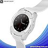Умные часы Smart Watch V8 сенсорные - смарт часы Белые (s94), фото 2