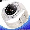 Умные часы Smart Watch V8 сенсорные - смарт часы Белые (s94), фото 5