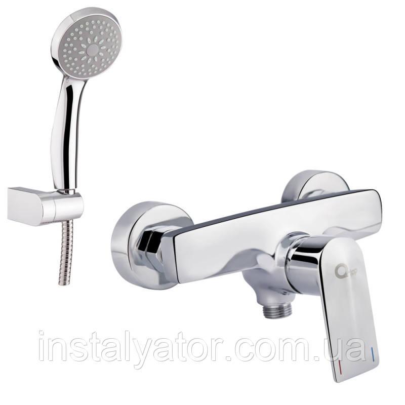 Смеситель для душа Q-tap Estet CRM 010