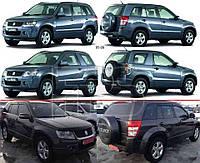 Продам панель переднюю на Сузуки Гранд Витара(Suzuki Grand Vitara)