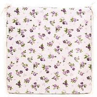 Подушка на стул 40х40 Lilac Rose холлоф, Прованс (011740)