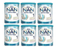 Nestle. NAN 1, с рождения. 6х800 г (405700/6)