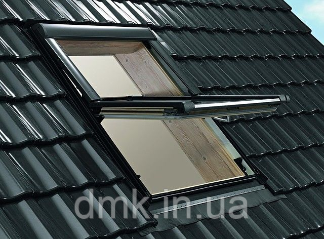 Вікно мансардне Designo WDF  R69P H N WD AL 06/11
