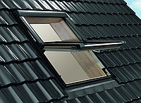 Вікно мансардне Designo WDF  R69P H N WD AL 07/14