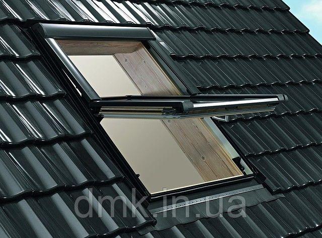 Вікно мансардне Designo WDF  R69P H N WD AL 11/11