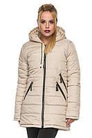 Зимова жіноча куртка парку, фото 1