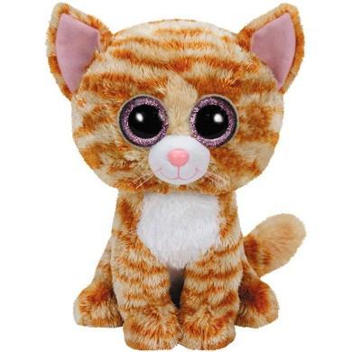 Мягкая игрушка полосатый кот Tabitha