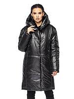 Куртка женская зимняя длинная, фото 1
