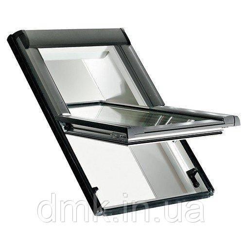 Вікно мансардне Designo WDT  R69 P K W WD AL 09/14 E