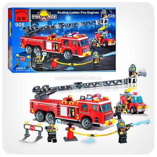 Конструктор «Пожарная тревога» 908