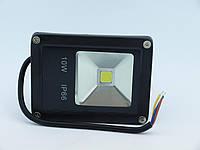 Очень яркий уличный LED прожектор ! 10W фонарь прожектор IP66 уличное освещение | AG440087