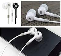 Наушники универсальные white / black для смартфонов MP3