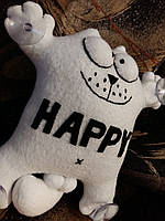 "Игрушка в машину ""Кот Саймон"" HAPPY 25 см"
