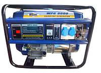 Електрогенератор бензииновый 6.5 кВт., ручний старт, Werk WPG8000 (43238), фото 1