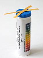 Индикаторная лакмусовая бумага 0-12