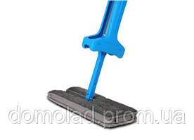 Самоотжимающаяся Швабра Для Влажной Уборки Switch N Clean
