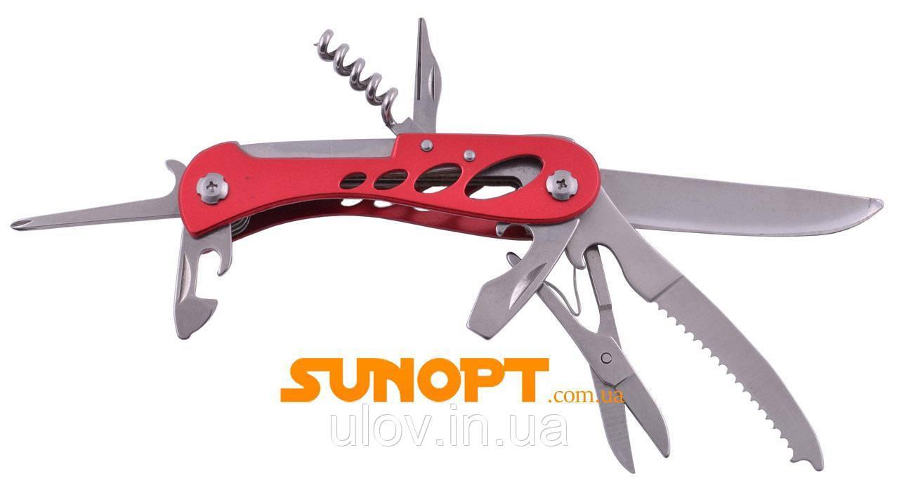 Нож многофункциональний 8в1 613-2