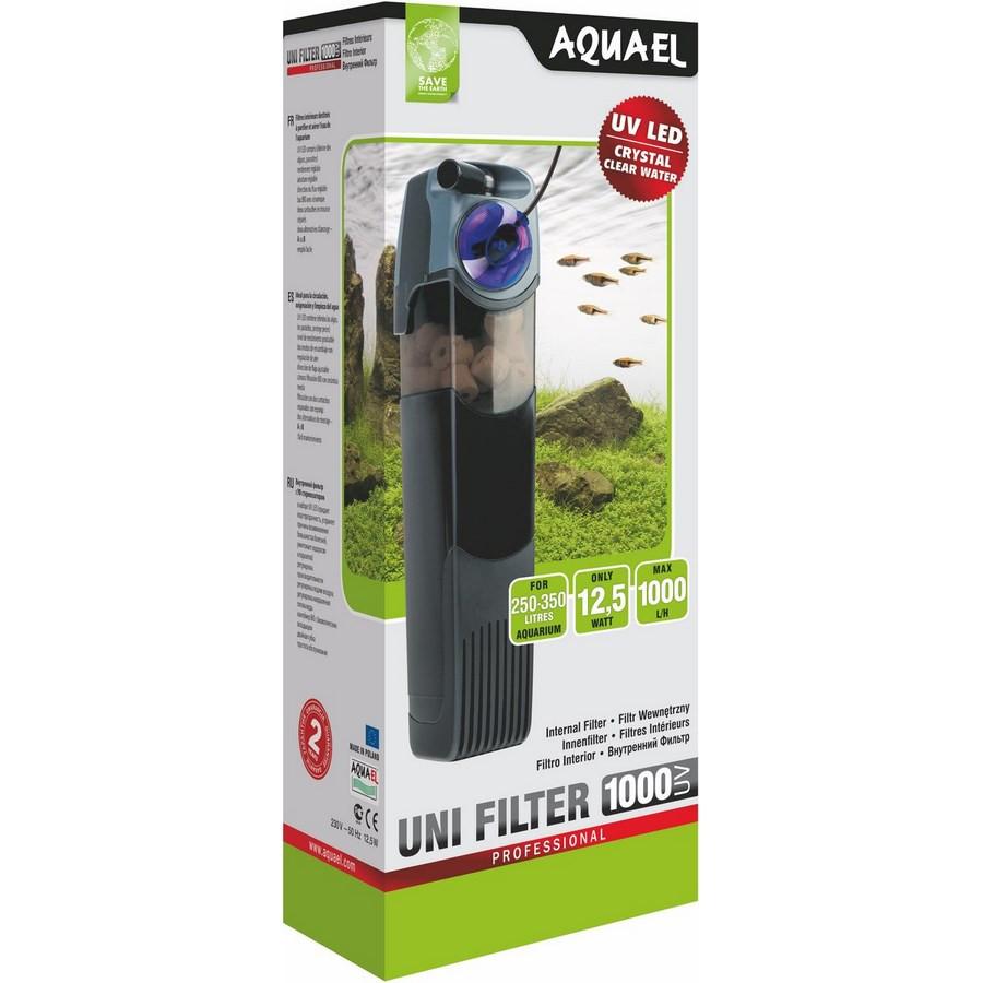 Внутренний фильтр для аквариума 250-350 л UNIFILTER 1000 UV Aquael