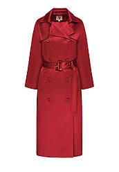 Отзывы (8 шт) о Faberlic Тренч цвет темно-красный размер 40 42 44 46 48 50 52 54 56 Vivat romantic 018W1201 арт 197618