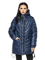 Курточка зимняя женская удлиненная от производителя, фото 1