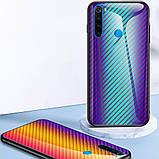 TPU+Glass чехол Twist для Xiaomi Redmi Note 8, фото 4