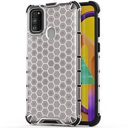 Чехол Samsung Galaxy M30s, Honeycomb, ударопрочный