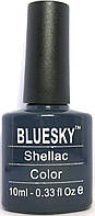 Гель-лак Shellac BlueSky 101, фото 1