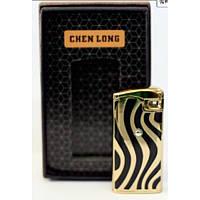 Зажигалка Леопард Оригинальный и практичный Подарок Chen Long 4050 Аксессуар для сигар Огонь в кармане
